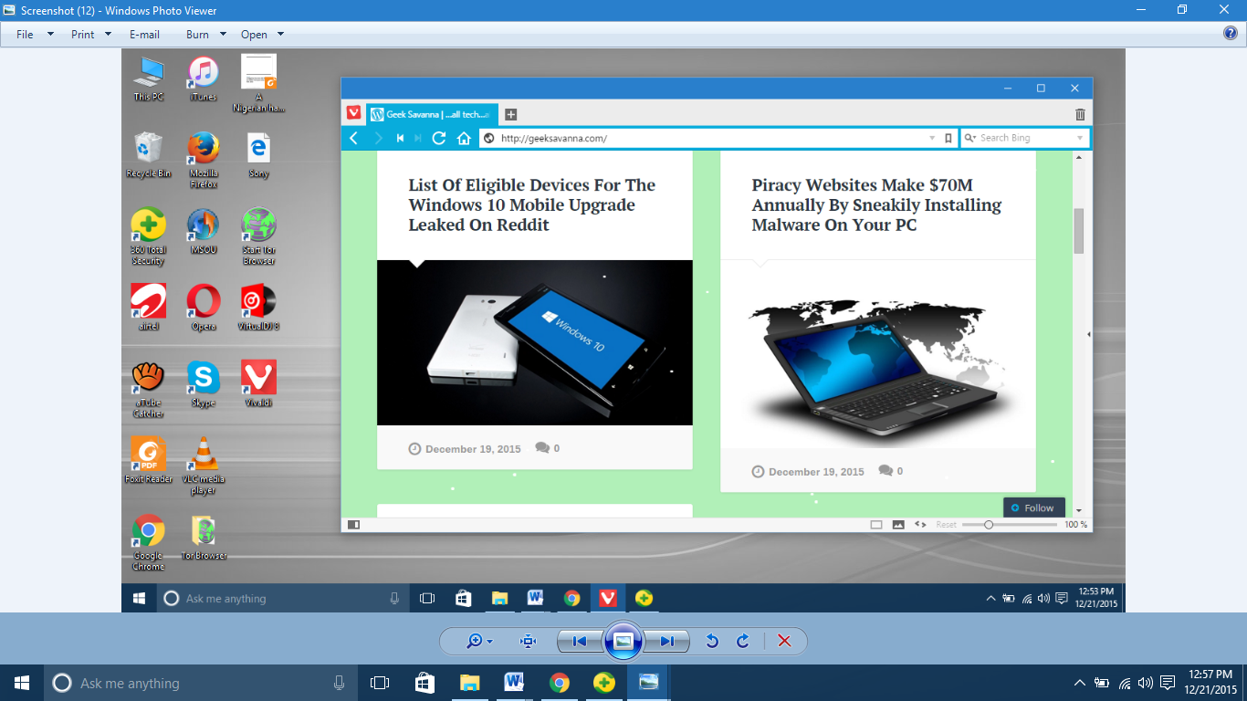How To Bring Back The Old Windows Photo Viewer As Your Default Image